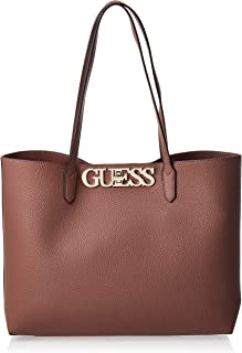 GUESS Women's Tote Bag, Mocha - VG730123