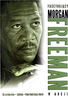 Fascynujący Morgan Freeman w akcji: Robin Hood: KsiÄ…ĹźÄ  ZĹ odziei / Bez przebaczenia / Epidemia [BOX] [4DVD] (English audio. English subtitles)