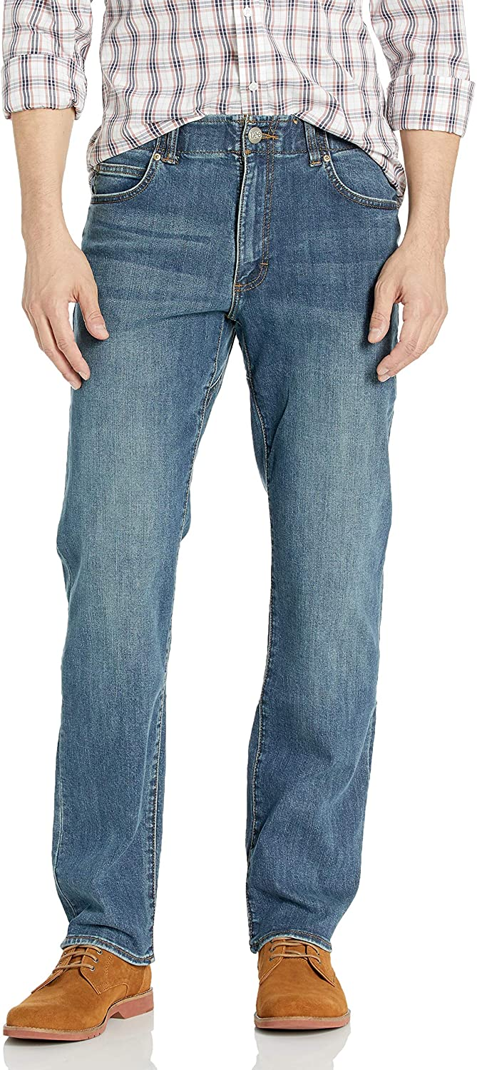 Lee Performance Series Extreme Motion Regular Fit Jean Homme