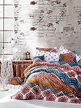 En Vogue Ranforce Double Quilt Cover Set  220 x 220 cm