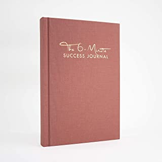 The 6-Minute Success Journal | Achieving Focused & Relaxed Goals | Daily 6 Minutes for More Motivation, Mindfulness & Succ...
