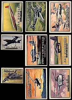 1952 Topps Wings Near Complete Set (Baseball Set) Dean`s Cards 3 - VG