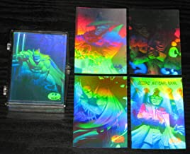 1996 Batman Holo-Series Set of 50 Cards + Holo-Action Set of 4 Cards NM/M