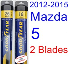 Best mazda 5 wiper blade size Reviews