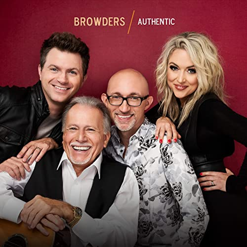 The Browders - Authentic (2019)