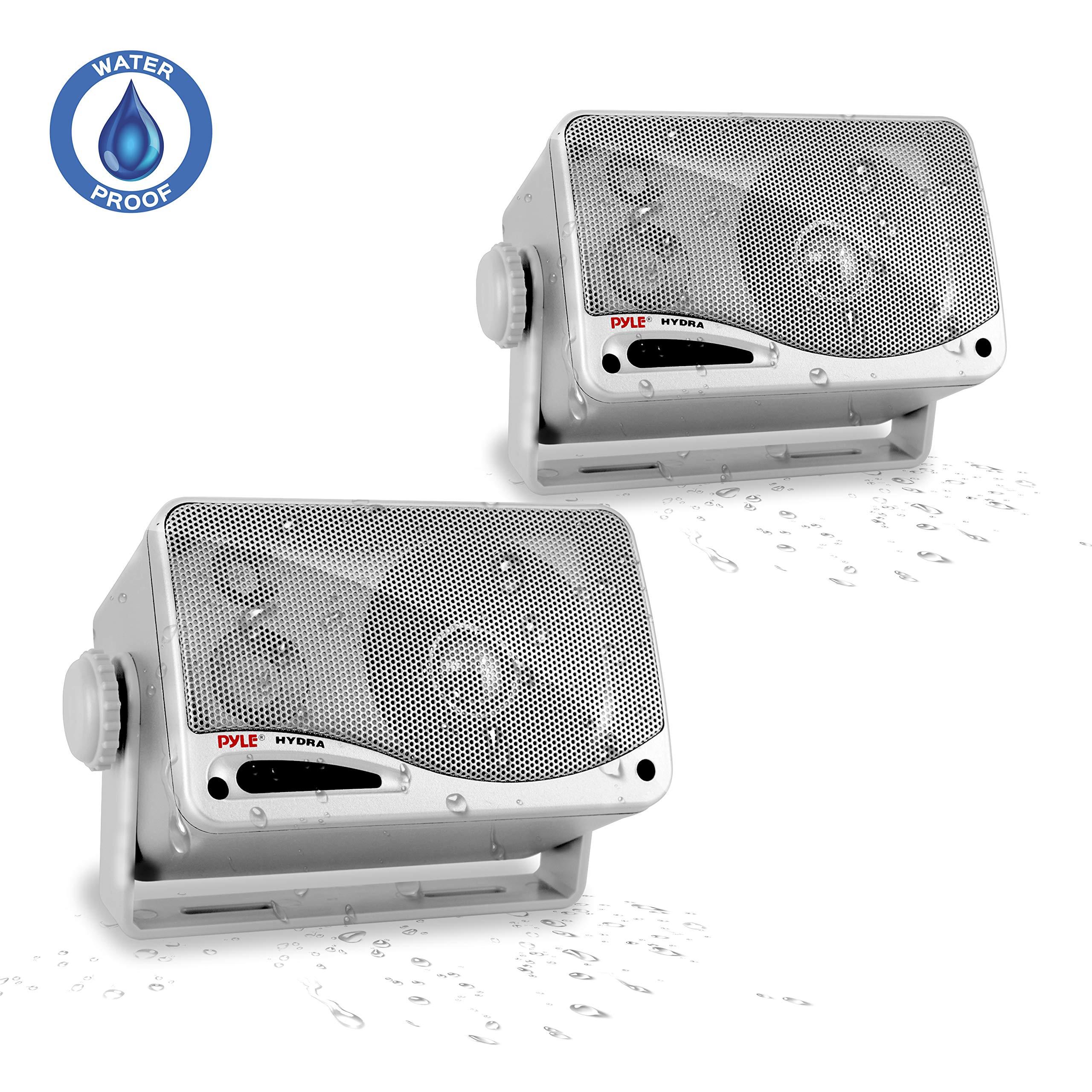 3 Way Waterproof Marine Box Speakers