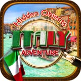 Hidden Objects Italy Travel Time – Object Puzzle Pic Photo Spot Differences Kids Fun Game