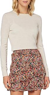 Only Onlnova Life Thyme Short Skirt AOP Wvn Gonna Donna