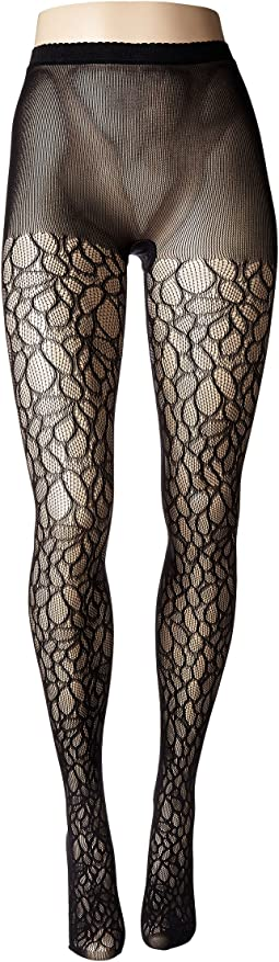 Natori - Deco Lace Net Tights