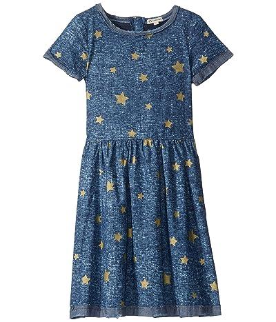 Appaman Kids Maisy Dress (Toddler/Little Kids/Big Kids) (Gold Stars) Girl