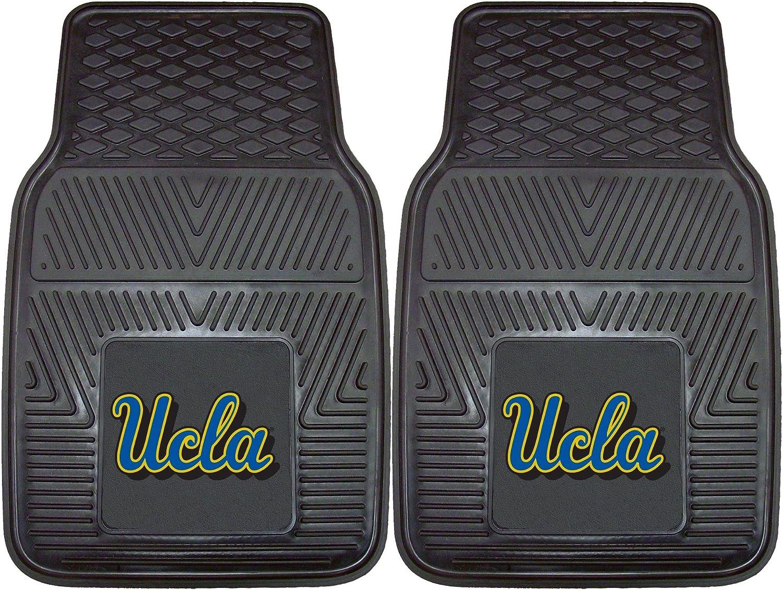 UCLA Bruins Car Mats Heavy Vinyl Max 81% OFF 2 Duty Ranking TOP10 Piece