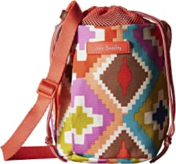 Lighten Up Drawstring Mini Crossbody