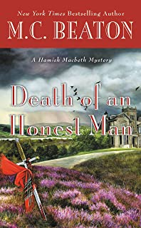 Death of an Honest Man (A Hamish Macbeth Mystery Book 33)