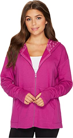 Vera Bradley - New Jersey Lined Lounge Hoodie