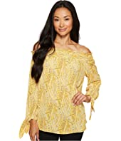 MICHAEL Michael Kors - Hatcher Off Shoulder Top
