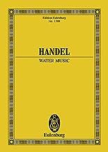 Water Music (Eulenburg Studienpartituren)