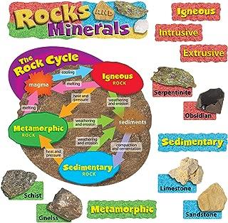 Rocks & Minerals Mini Bulletin Board Set