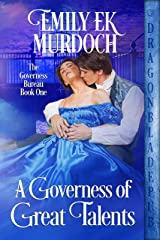 A Governess of Great Talents (The Governess Bureau Book 1) Kindle Edition