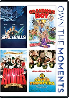Spaceballs / Grandma's Boy / Robin Hood Men in Tights / Super Troopers Quadruple Feature