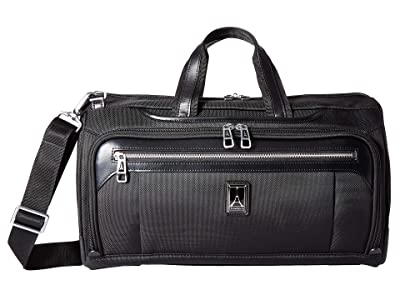 Travelpro Platinum(r) Elite Regional Carry-On Duffel (Shadow Black) Luggage