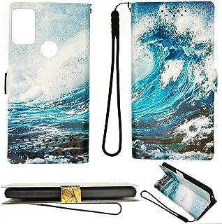 HUAYIJIE Flip ケース Case for Vivo Y50 Y30i Y30 ケース Case Cover CL