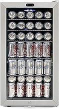 Whynter BR-128WS Beverage Refrigerator With Lock