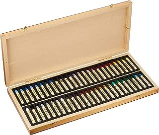 Sennelier Artist oil pastel set of 50 in luxury wood box - Best Price on Web!