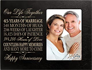 Best 45th wedding gift Reviews