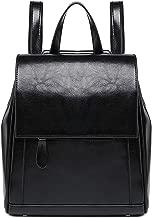 Genuine Leather Backpack for Women, Ladies Backpack Purse Shoulder Bag