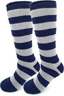 2PK Heat Thermal Socks for Women Men Winter Boots - Warm Soft Cozy As Cashmere