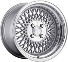 Klutch SL1 Custom Wheel Silver - with Machined Center and Lip 16