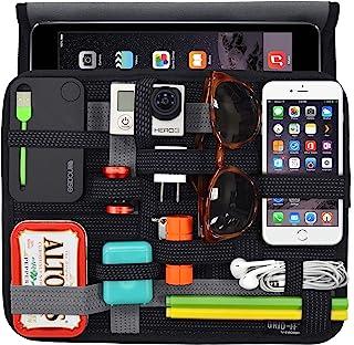 Cocoon Grid-It Wrap 10 【iPad Air, iPad4, 3, 2, 1,  10インチタブレット用ケース】 小物収納付き ブラック 17004