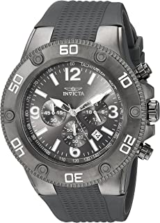 Invicta Men's 20273 Pro Diver Analog Display Japanese Quartz Grey Watch