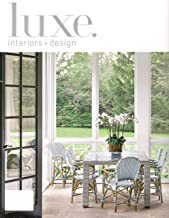 Luxe Interiors + Design Magazine (July/August, 2020) National Edition