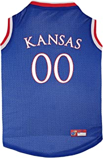 Pets First Kansas Basketball Jersey for Dogs