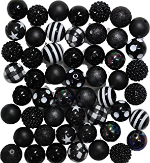 acrylic gumball beads