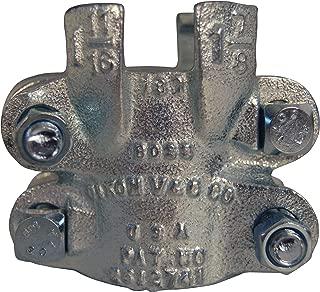 Stainless Steel 3 ID 3 ID Dixon RBU35 Boss Clamp Bolt-RMB1035 Nut-RMN10