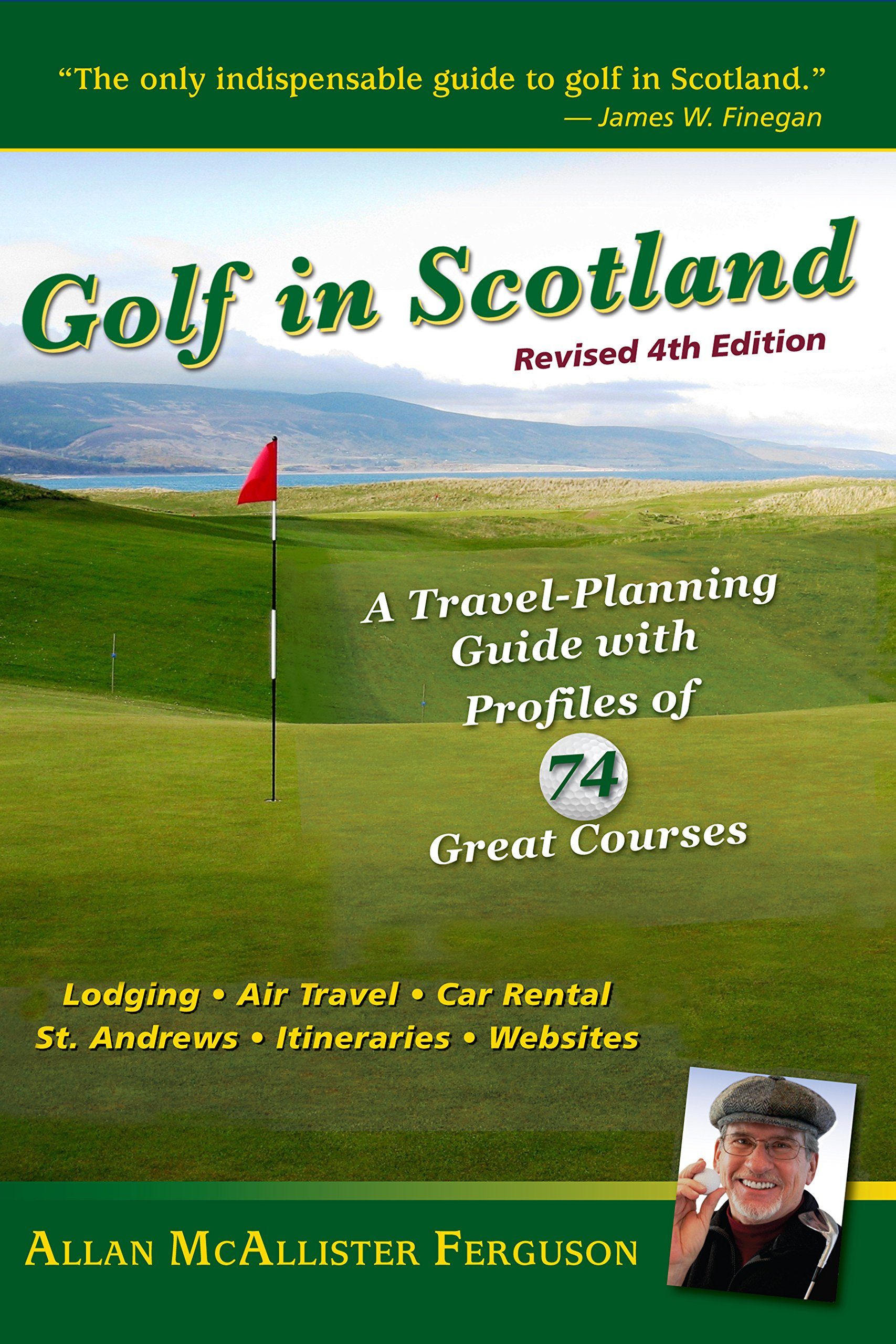 Image OfGolf In Scotland: A Travel-Planning Guide With Profiles Of 74 Great Courses