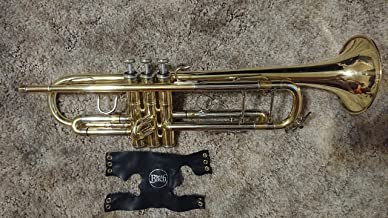 Bach Stradivarius 180ML 37G Gold Plate Bb Trumpet