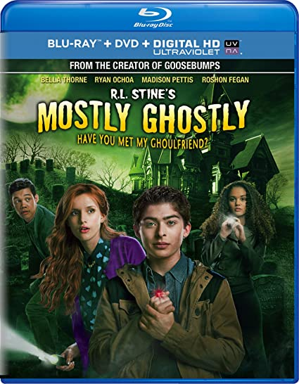 R L Stine S Mostly Ghostly Have You Met My Blu Ray Us Import Amazon Co Uk Dvd Blu Ray