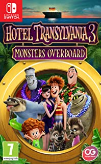 Hotel Transylvania 3: Monsters Overboard (Nintendo Switch)