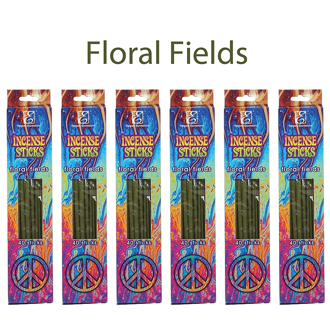 タバコライター誇りに思うHosleyのフローラルの香りつきIncense Sticks 240パック。手Fragranced、Infused with Essential Oils。理想的なギフト、ウェディング、特別なイベント、アロマセラピー、Spa、レイキ、瞑想、浴室設定p9
