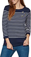 Joules Harbour Emb Long Sleeve T-Shirt
