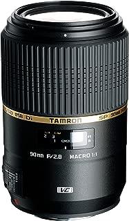 Tamron F004 90mm F/2.8 Macro VC USD Lens for Canon - International Version