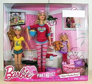 Barbie Pink-Tastic Sisters Slumber Party (223952188)
