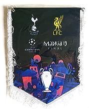 UEFA UCL Wimpel Champions League Final Madrid 2019 21x27cm