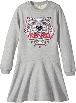 Kenzo Kids - Tiger Dress (Big Kids)