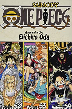 One Piece (Omnibus Edition), Vol. 18: Includes vols. 52, 53 & 54 (18)