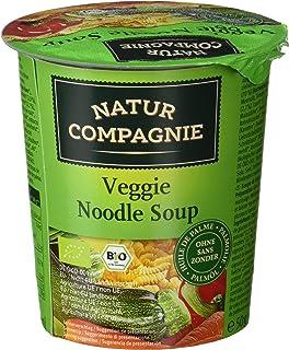 Natur Compagnie Vaso Noodle Verduras con Espirales Bio - 50