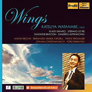 Wings / Katsuya Watanabe, Oboe [輸入盤] [日本語帯・解説付]